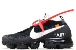 Nike x Off White Negras