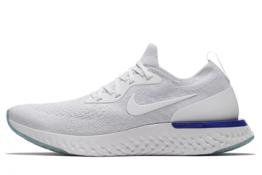 Nike Epic React Flyknit Blancas