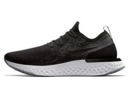 Nike Epic React Flyknit Negras y Blancas