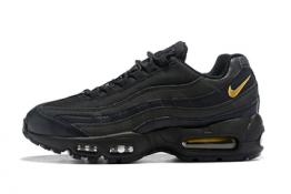 Nike Air Max 95 Negras y Doradas