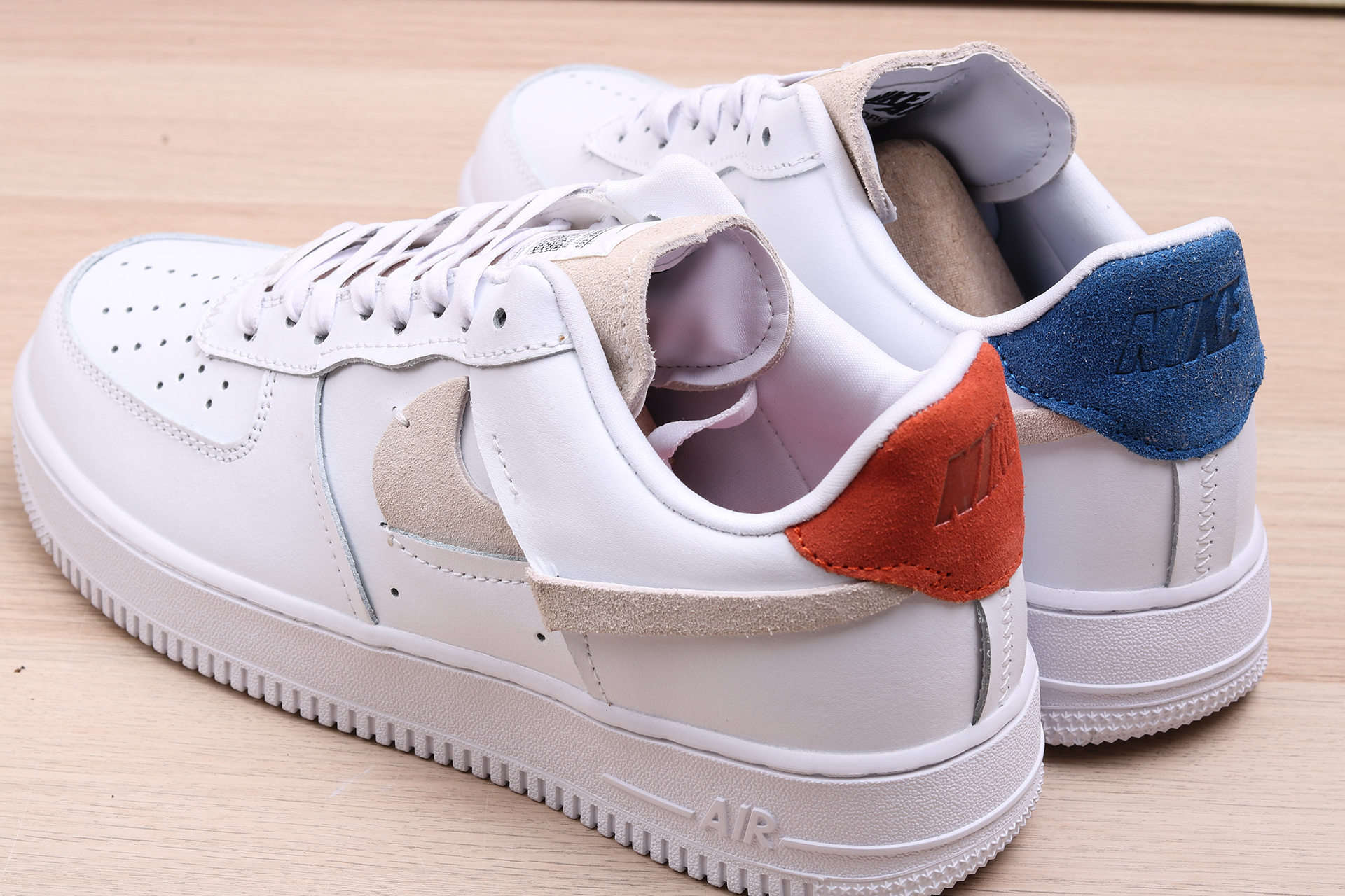 inside out air force ones Promotions