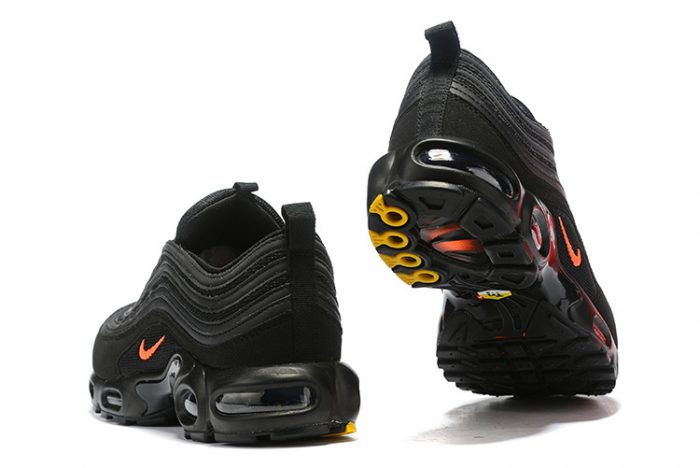 air max 97 negras y amarillas