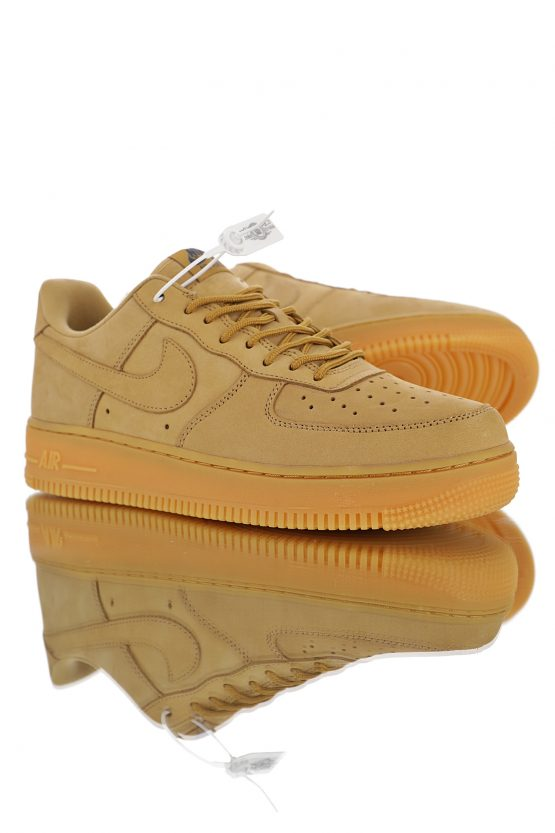 Alergia caliente grua  Nike Air Force Low Marrones – InterZapas
