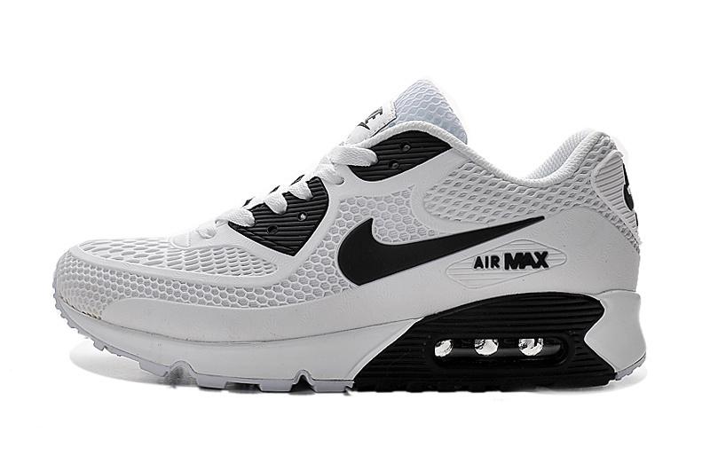 air max 90 blancas y negras